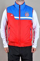 Жилет Adidas  Bayern Munchen. (8509-3)