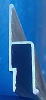 Пристенный h-образный профиль для натяжных потолков