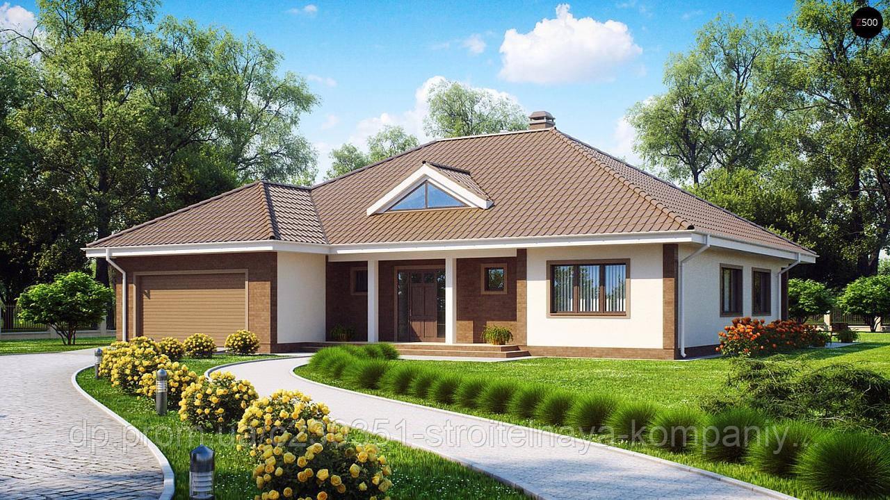 Проект дома uskd-60