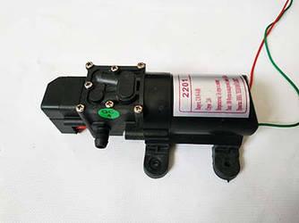 Насос для аккумуляторного опрыскивателя (+датчик давления)