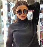 Женские солнцезащитные очки круглые , фото 4