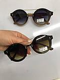 Женские солнцезащитные очки круглые , фото 5
