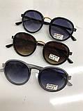 Женские солнцезащитные очки круглые , фото 6
