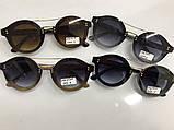 Женские солнцезащитные очки круглые , фото 8