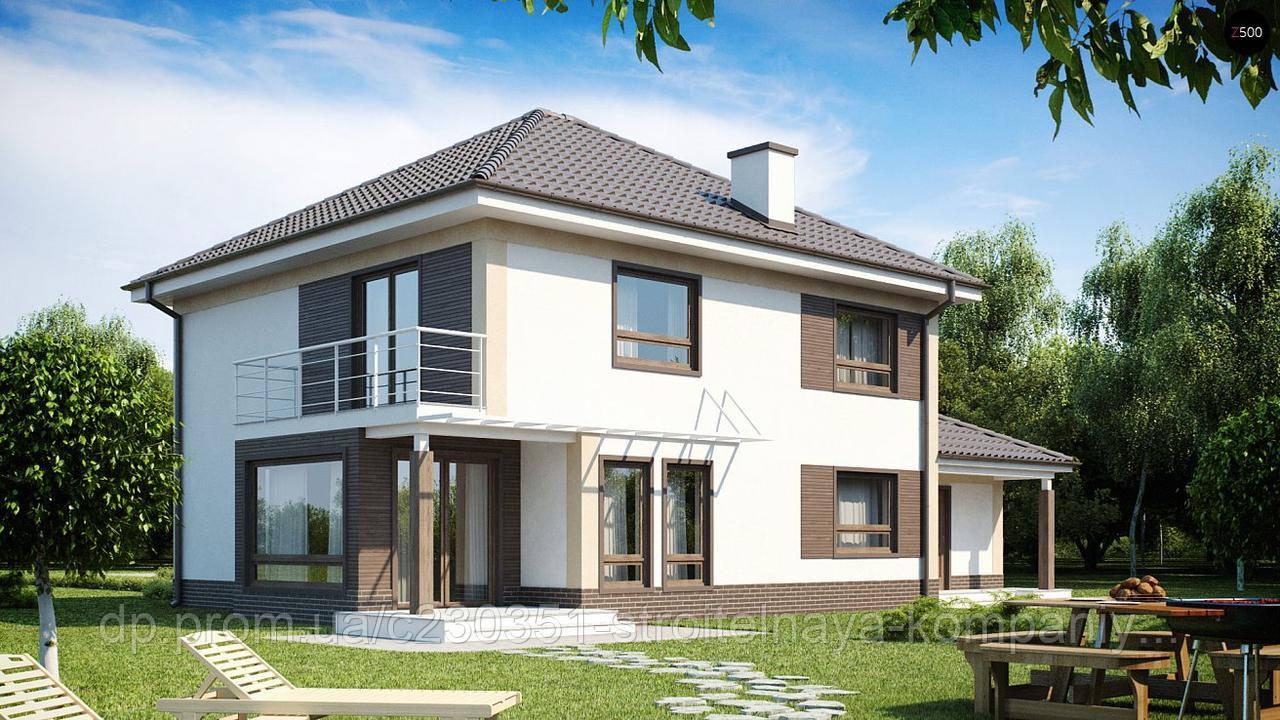 Проект дома uskd-61