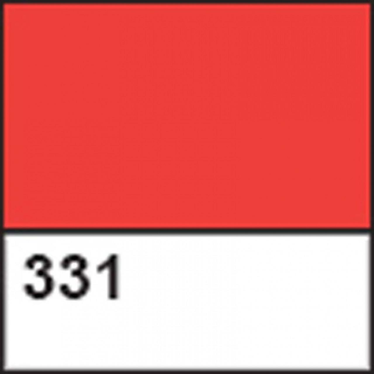 Краска акриловая для витража ДЕКОЛА красная, 20мл ЗХК