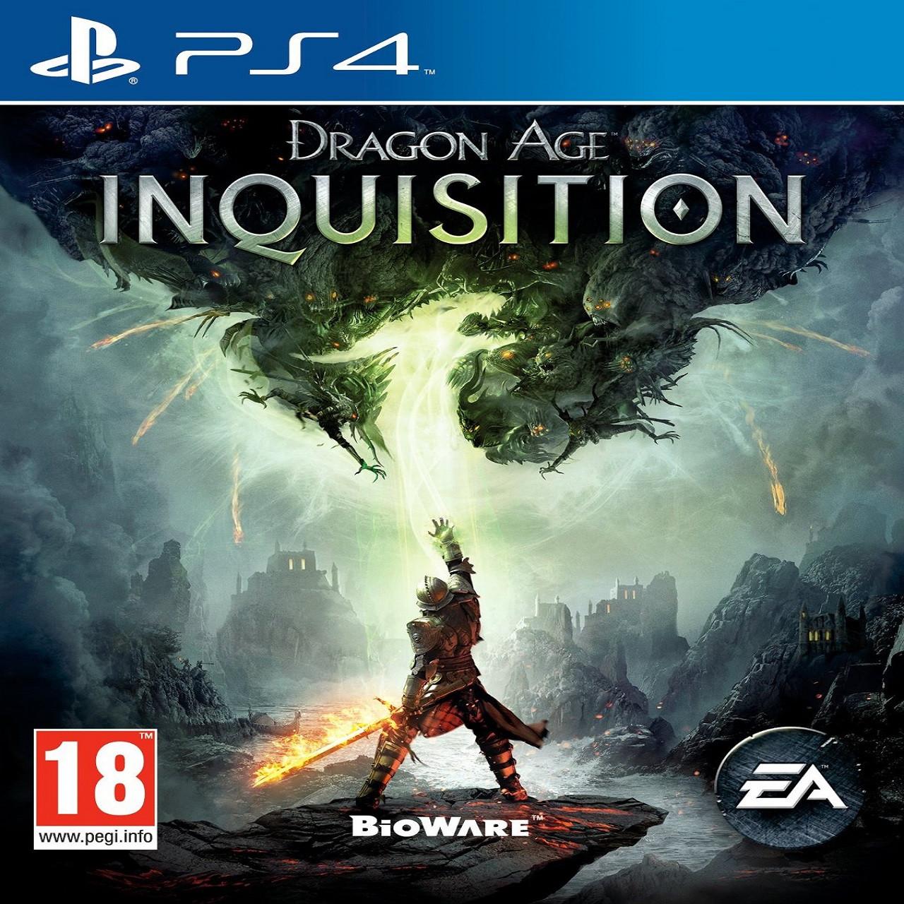 Dragon Age:Inquisition RUS PS4 (Б/В)