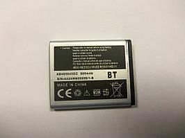 Аккумулятор SAMSUNG C3050 (880 mAh)AB483640BU