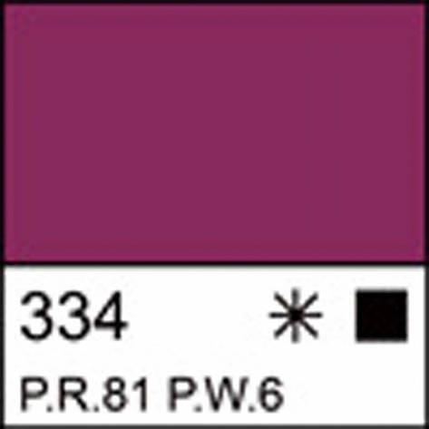 Краска акриловая ЛАДОГА, розовая темная, 100мл ЗХК, фото 2