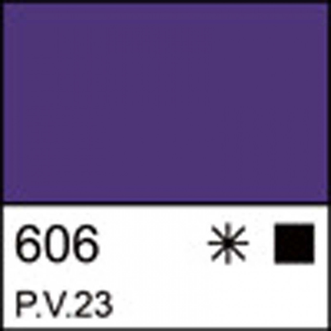 Краска акриловая ЛАДОГА, фиолетовая темная, 220мл ЗХК