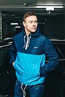 Анорак President Nike логотип вышивка | ветровка стильная, фото 1