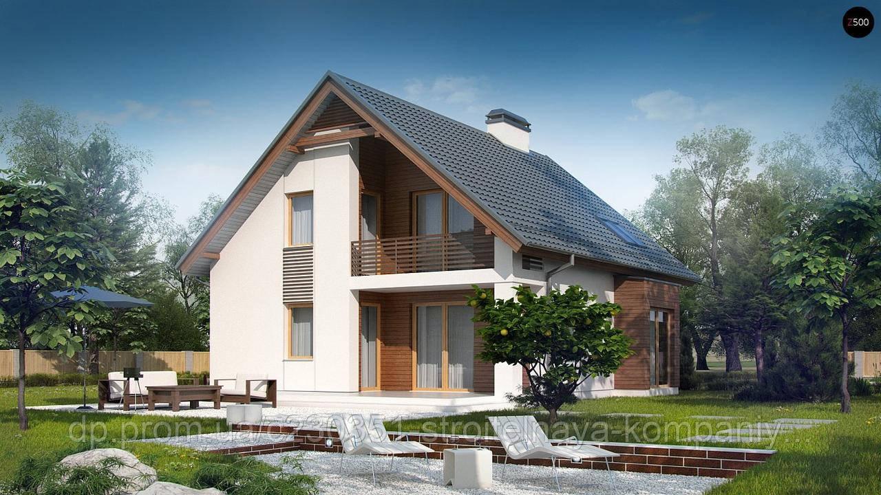 Проект дома uskd-62