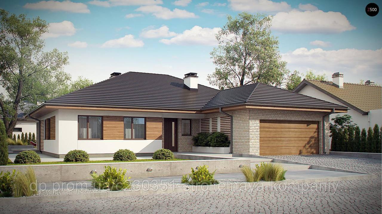 Проект дома uskd-63