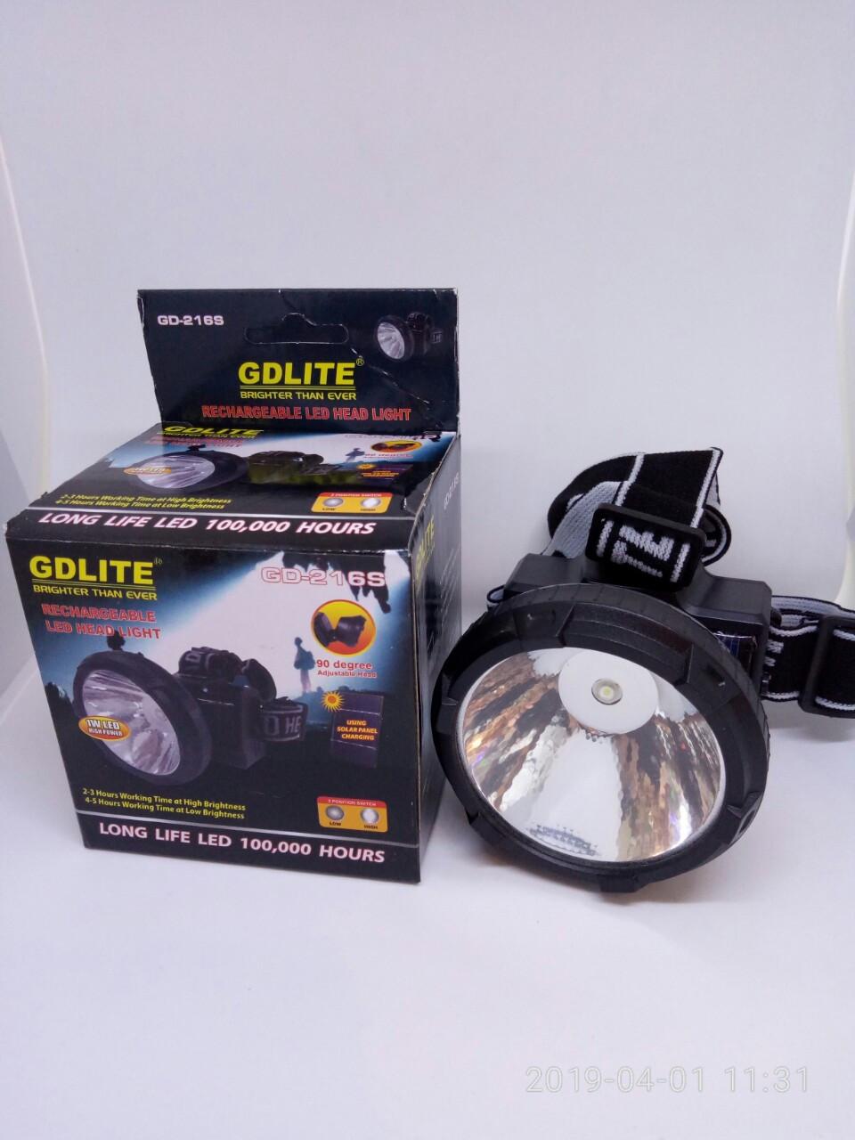 GD 216 + solar