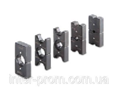 Набор матриц DIN 10-150 кв.мм. для ПГ-150М, фото 2
