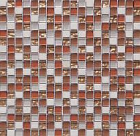 Мозаика мрамор стекло Vivacer CS08