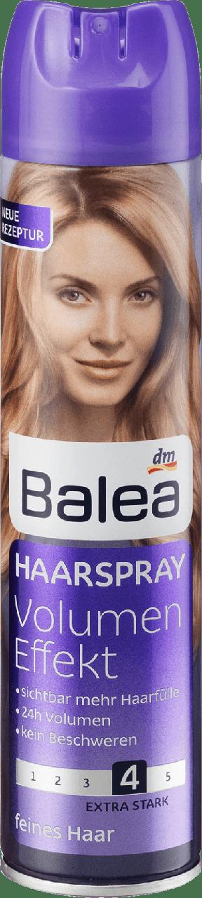 Лак для волос Balea Volumen Effect-4