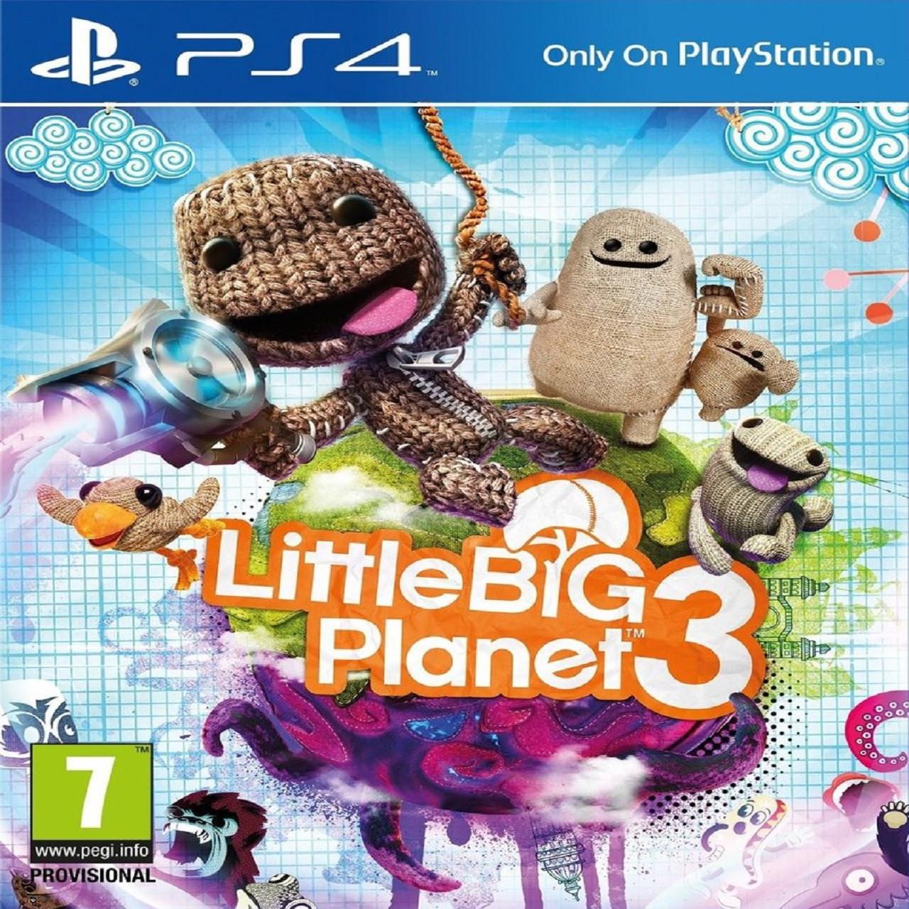 Little Big Planet PS4 ENG (Б/В)