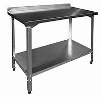 Стол производственный СПП Мастер 800/900 Эфес разборный AISI 201 & Столы производственные из нержавеющей стали
