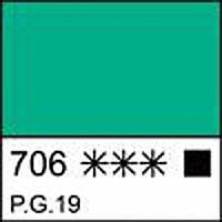 Краска масляная МАСТЕР-КЛАСС кобальт зелёный светлый, 46мл ЗХК