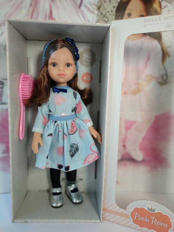 Лялька Керол 32 см Paola Reіna 04424