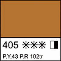 Краска масляная СОНЕТ сиена натуральная, 46мл ЗХК