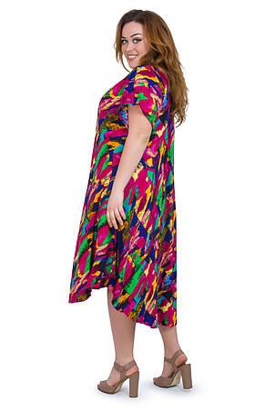 Женское летнее платье 1236-7, фото 2