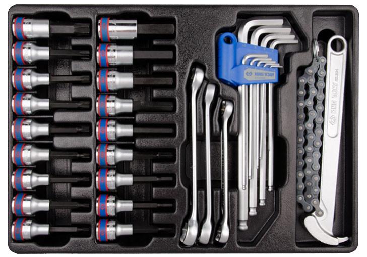 Набор инструмента комбинированный 31 предметов