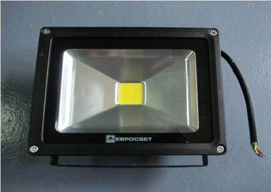 Прожектор светодиодный LED 10 Вт (W)