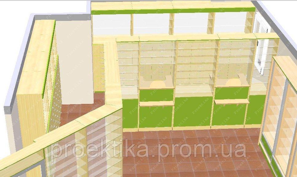 Торговое оборудование для аптек - фото 2