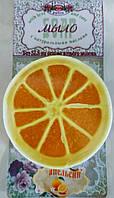 """Мыло-лёгкий скраб """"Апельсиновое"""""""