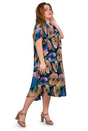 Женское платье 1236-8, фото 2