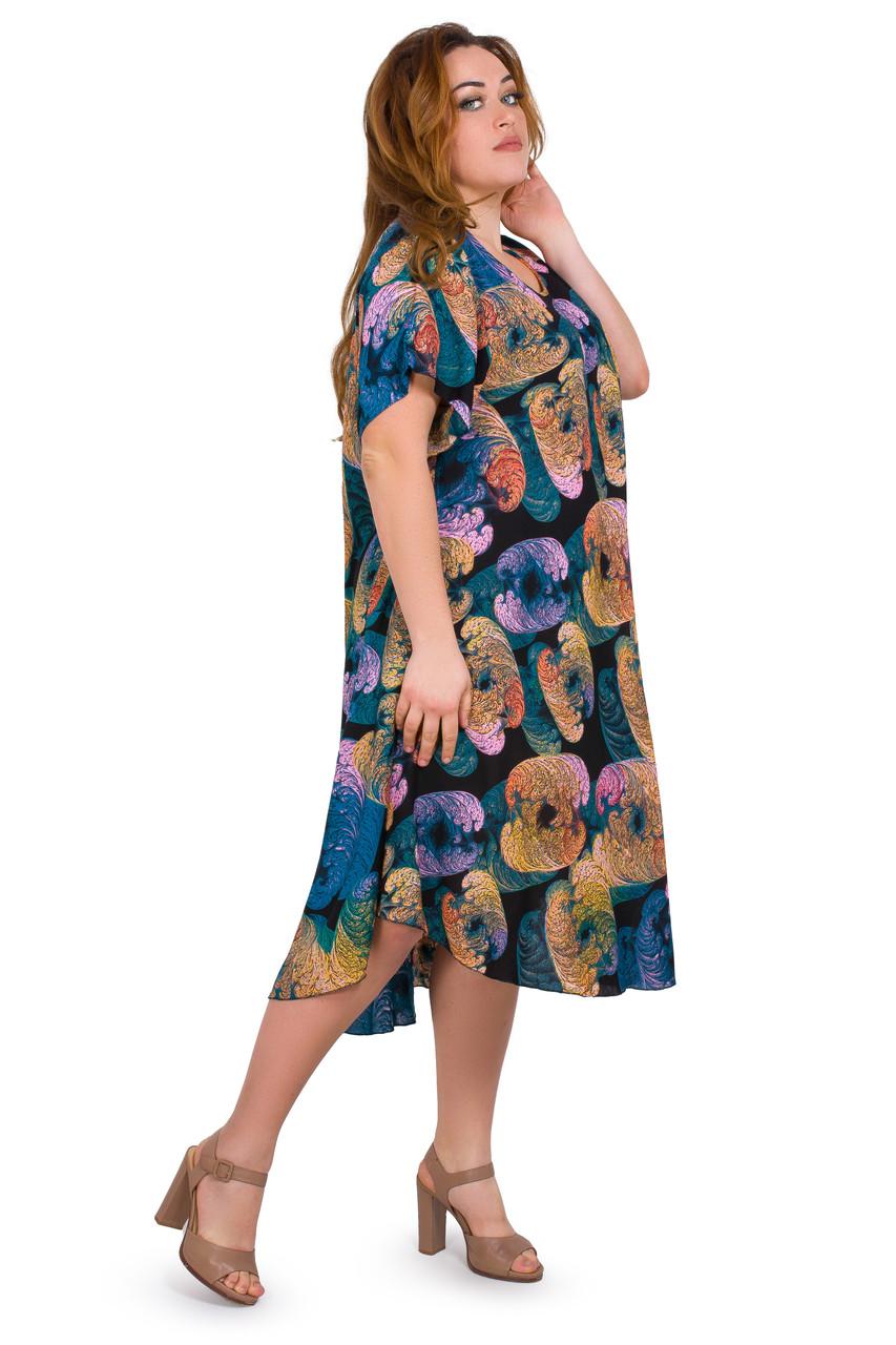 Женское платье 1236-8