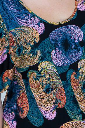 Женское платье 1236-8, фото 3
