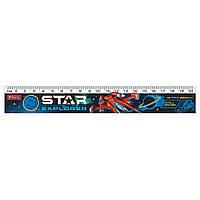 """Линейка 20 см """"Star Explorer"""""""