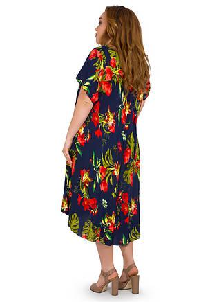 Женское платье 1236-10, фото 2