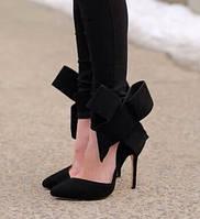Туфли с бантом реплика Sophia Webster