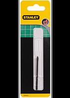 Свердло по плитці склу  Stanley d=6 мм L= 64 блістер