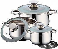 ✅ Набор посуды 7  предметов Peterhof PH 15728