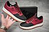 Кроссовки мужские  в стиле Nike  LF1, бордовые (11751)(нет на складе), фото 2