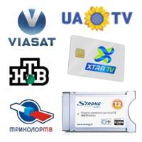 Платное телевидение, карты доступа, модули