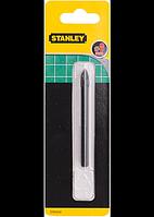 Свердло по плитці склу  Stanley d=8 мм L= 83 блістер