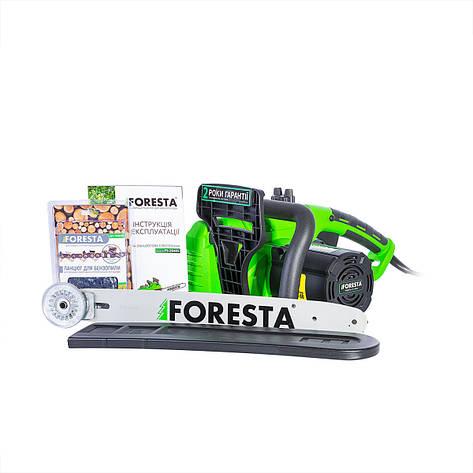 Электропила цепная Foresta FS-2640S, фото 2