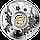 Щаслива 7 ~ Сім биків ~ Срібна монета з позолоченим елементом у футлярі, фото 3