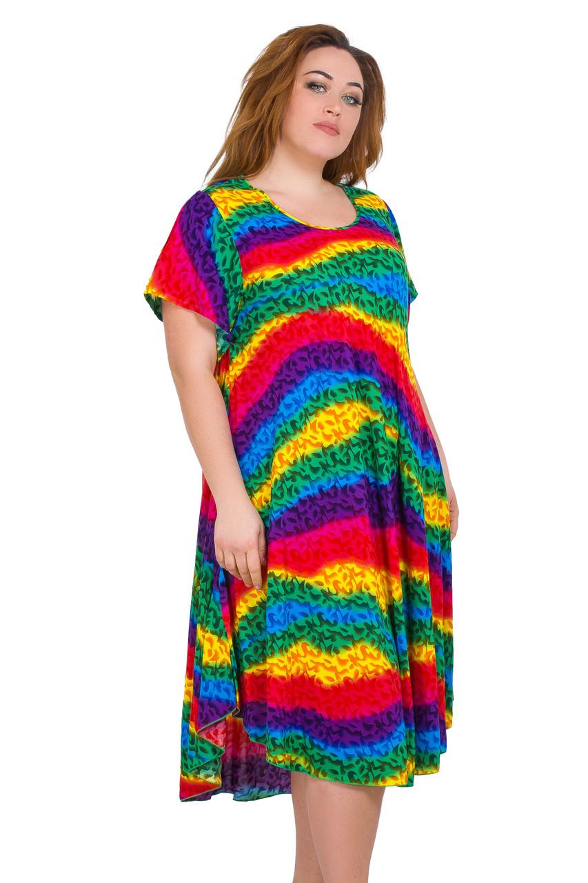 Женское летнее платье 1236-14