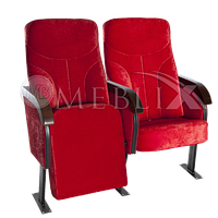 """Театральное кресло """"МАГИСТР"""".Для кинотеатров,театров,актовых и конференц залов. от Производителя."""