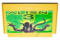 Картридж денди Alien 3 (Чужие 3)