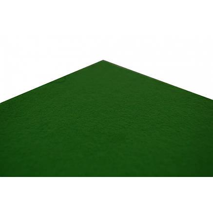 Набор Фетр жесткий, светло-зеленый, 21*30см, 10листов (Иран), фото 2