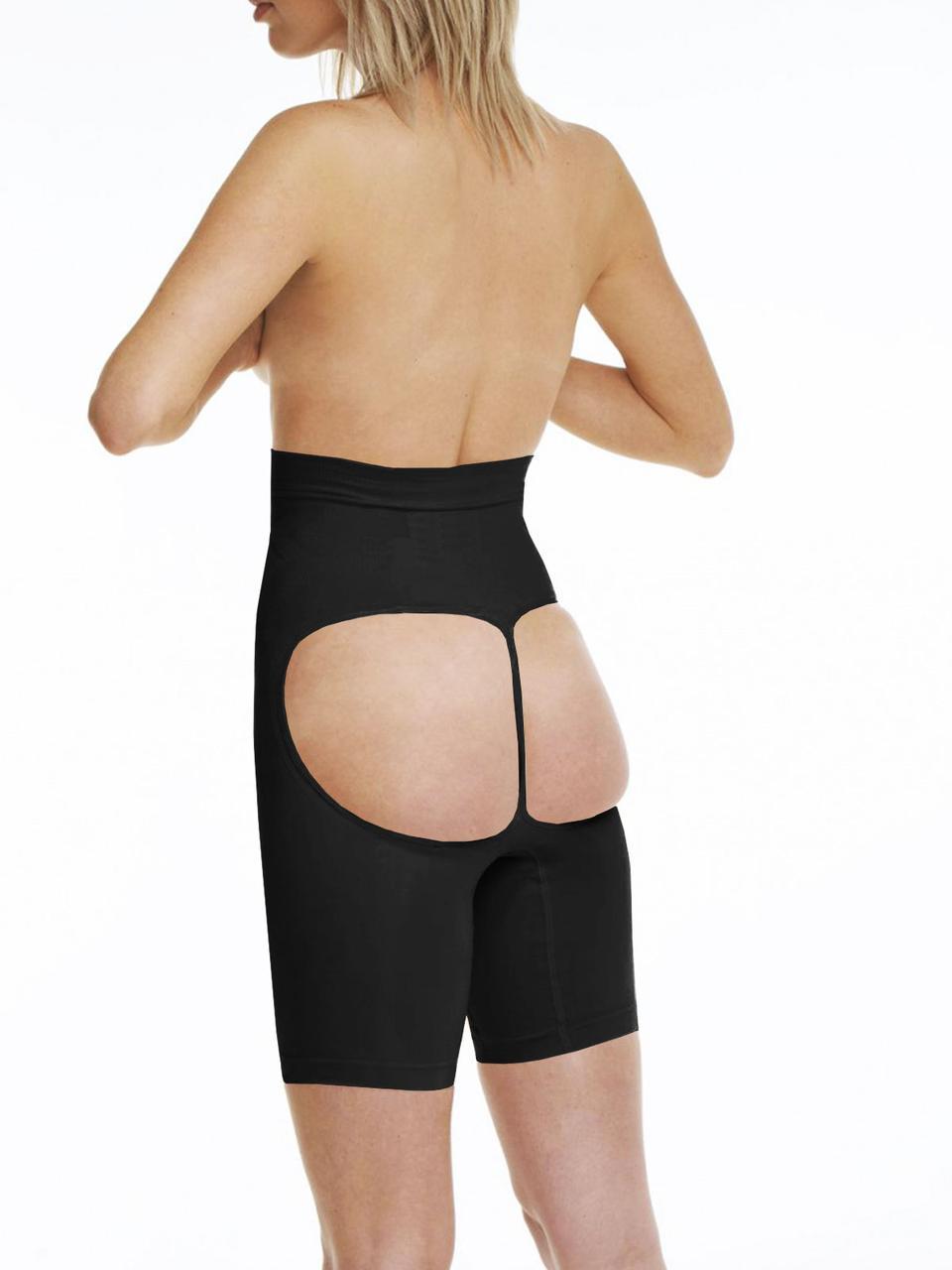 ce0017c587fdb Утягивающие шорты Push Up размер S M L XL корректирующее белье утяжка -  Apricot в Одессе