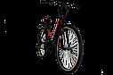 """Велосипед Titan Elite 26"""" Black-Red-White, фото 2"""
